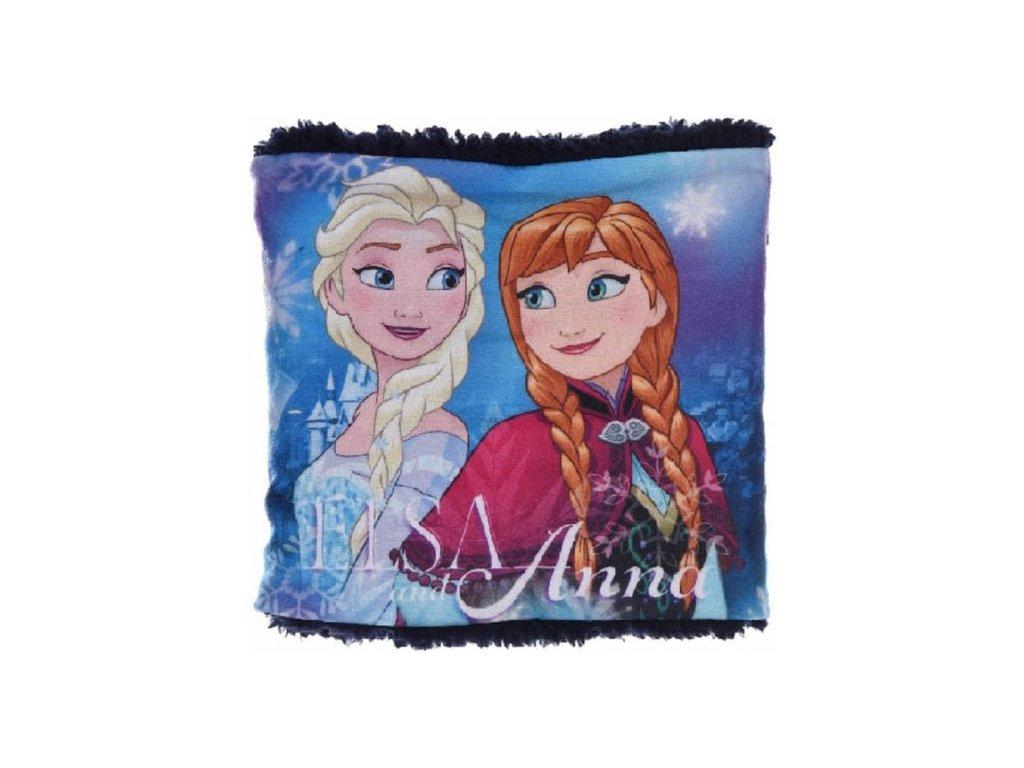 Šála nákrčník Frozen