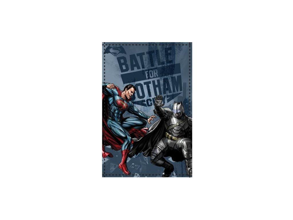 Fleece deka Batman vs. Superman