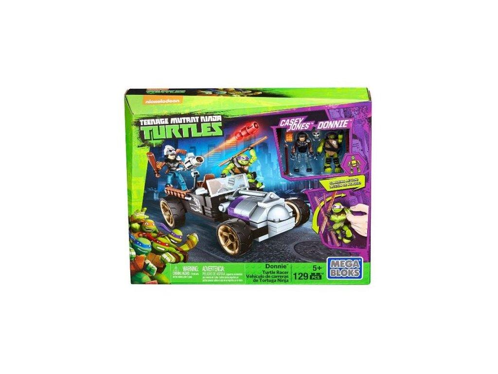 Stavebnice Mega Bloks Želvy Ninja TMNT