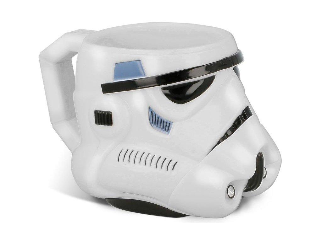 Hrnek Star Wars Stormtrooper 3D