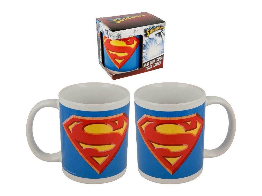 Keramický hrnek Superman