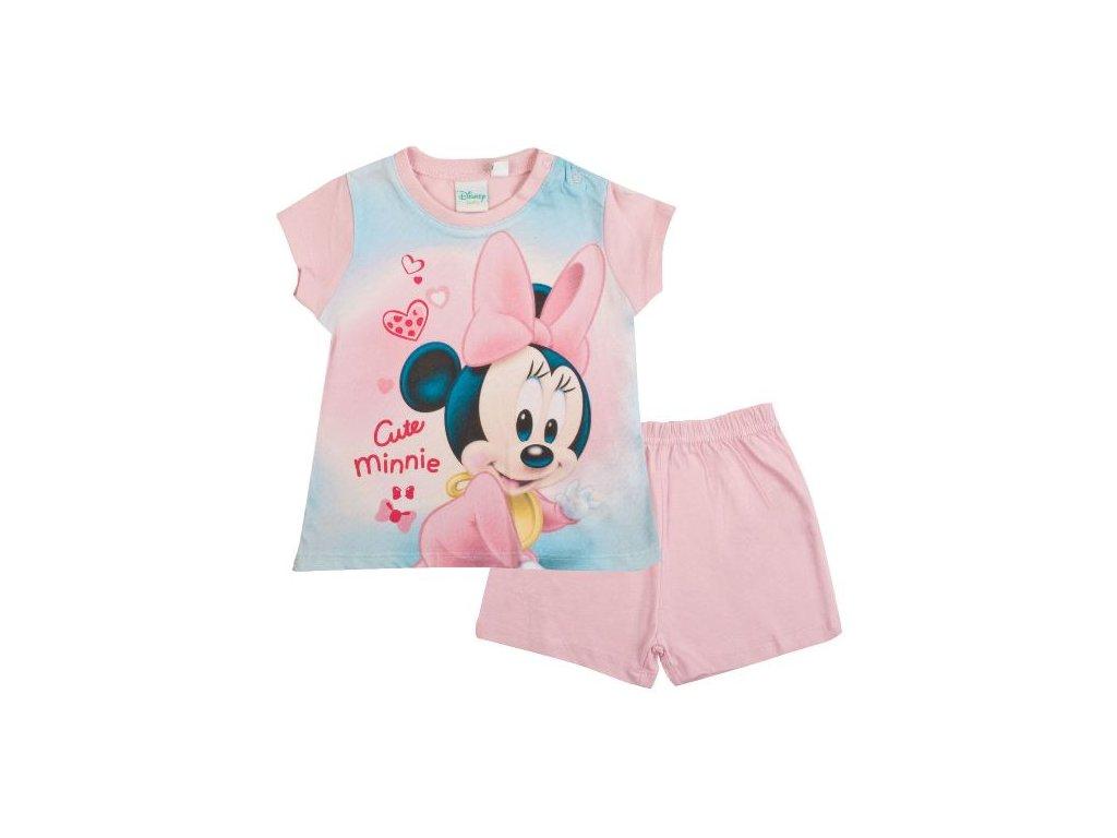 Kojenecké pyžamo Minnie Baby