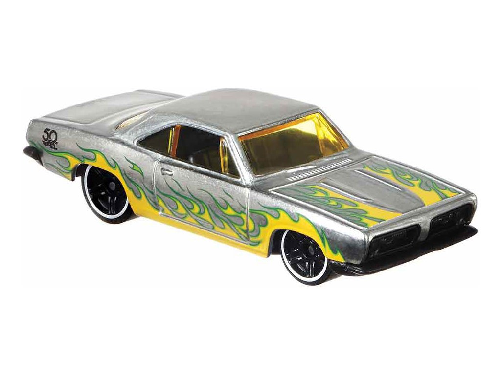 Hot Wheels Zamac Plymouth Barracuda