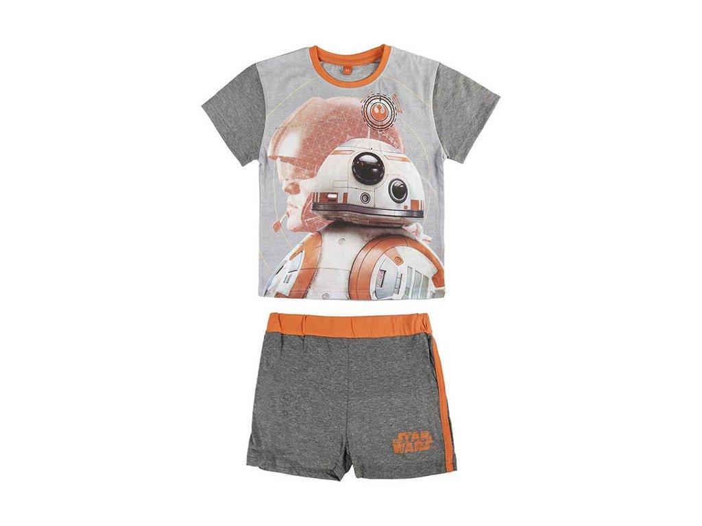 Dětský komplet Star Wars tričko a kraťasy
