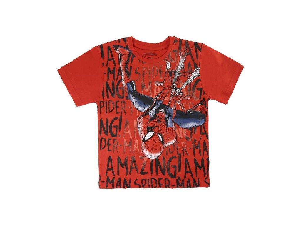 Dětské tričko Spiderman