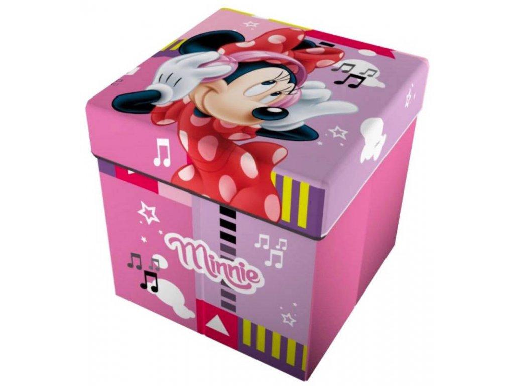 Taburet Minnie Mouse