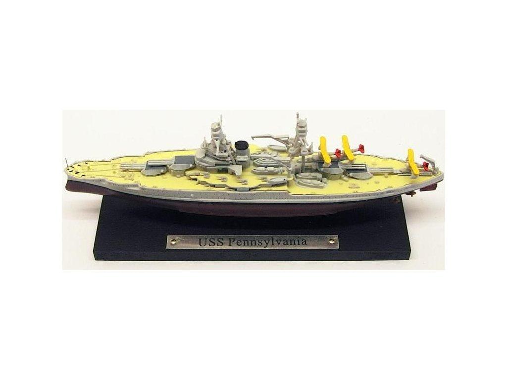 Model Bitevní loď Pennsylvania