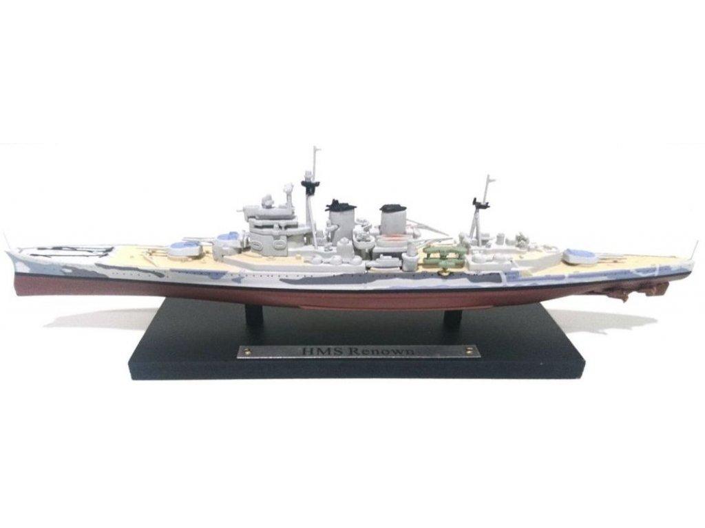 Model Bitevní křižník Renown