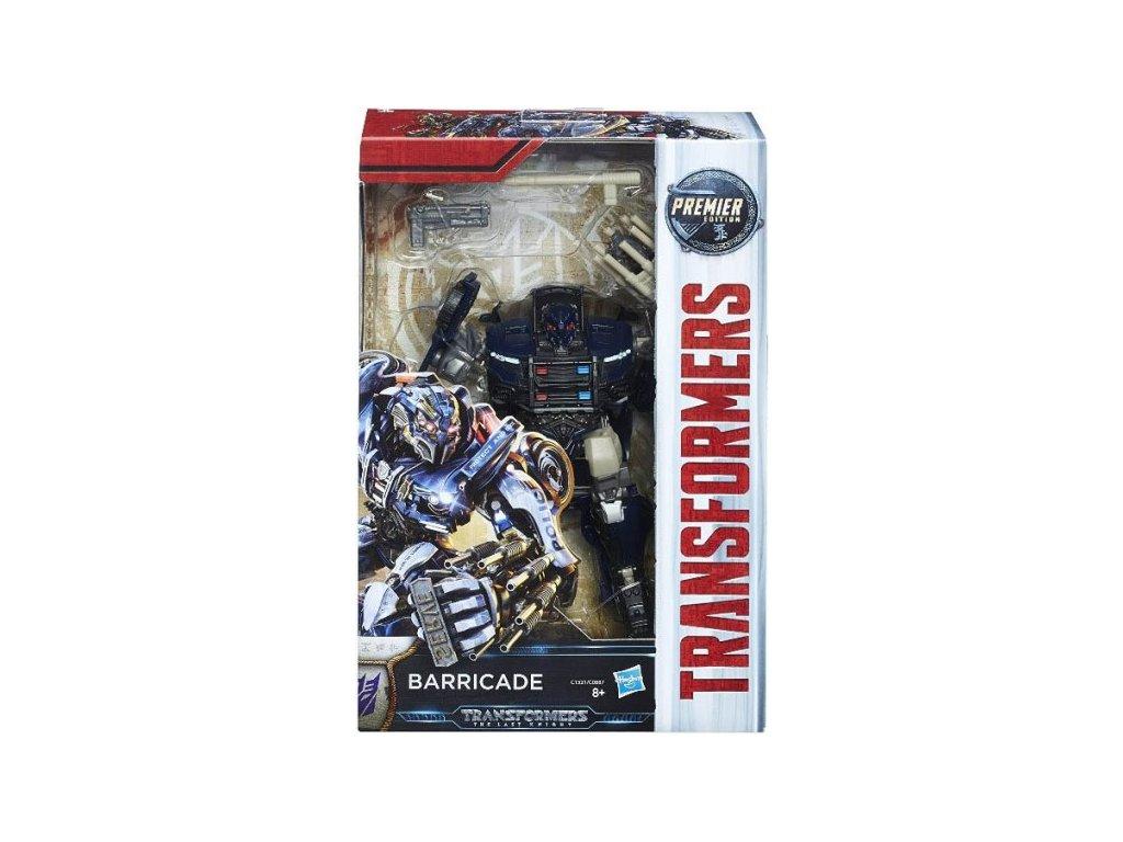 Figurka Transformers Barricade Premier Edition Deluxe