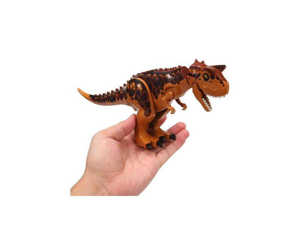 Figurka Lego dinosaurus Carnotaurus