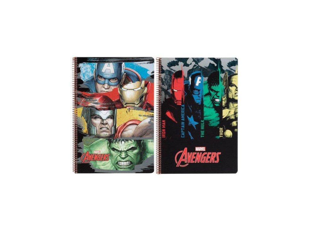 Sešit Avengers