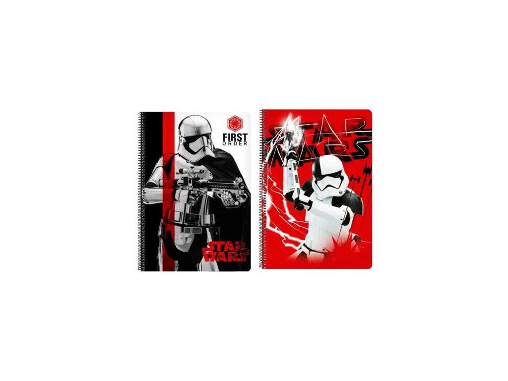 Sešit Star Wars