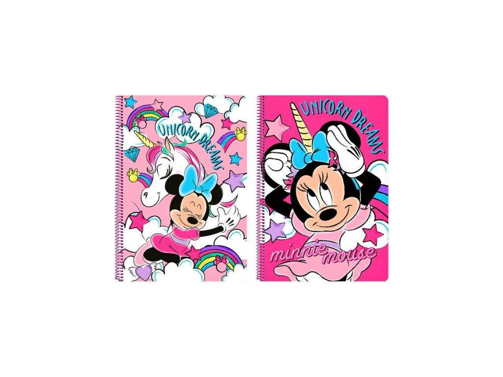 Sešit Minnie