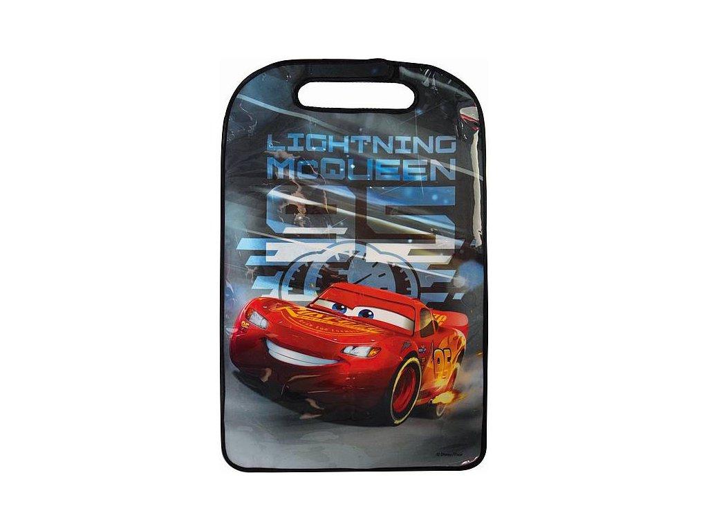 Ochrana sedačky Cars