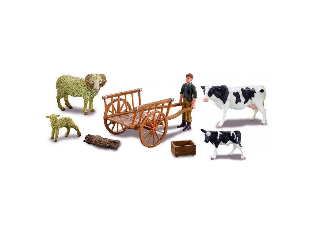 Schleich Farma sestava 3