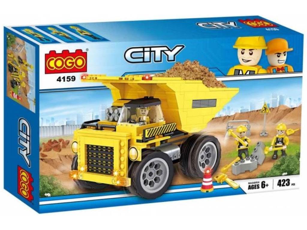 Lego stavebnice nákladní sklápěč