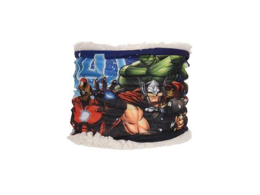 Šála nákrčník Avengers