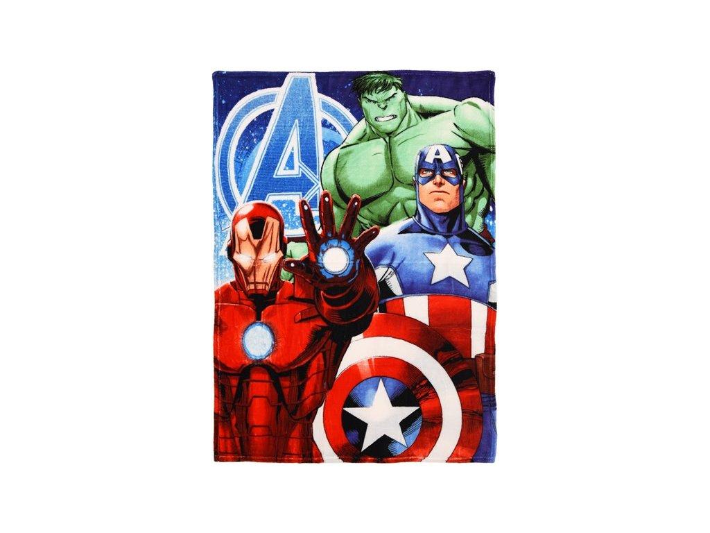 Fleece deka Avengers