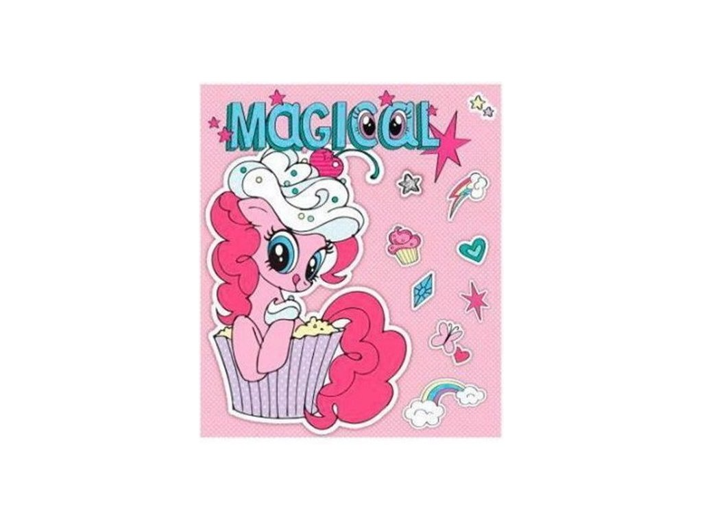Fleece deka My Little Pony