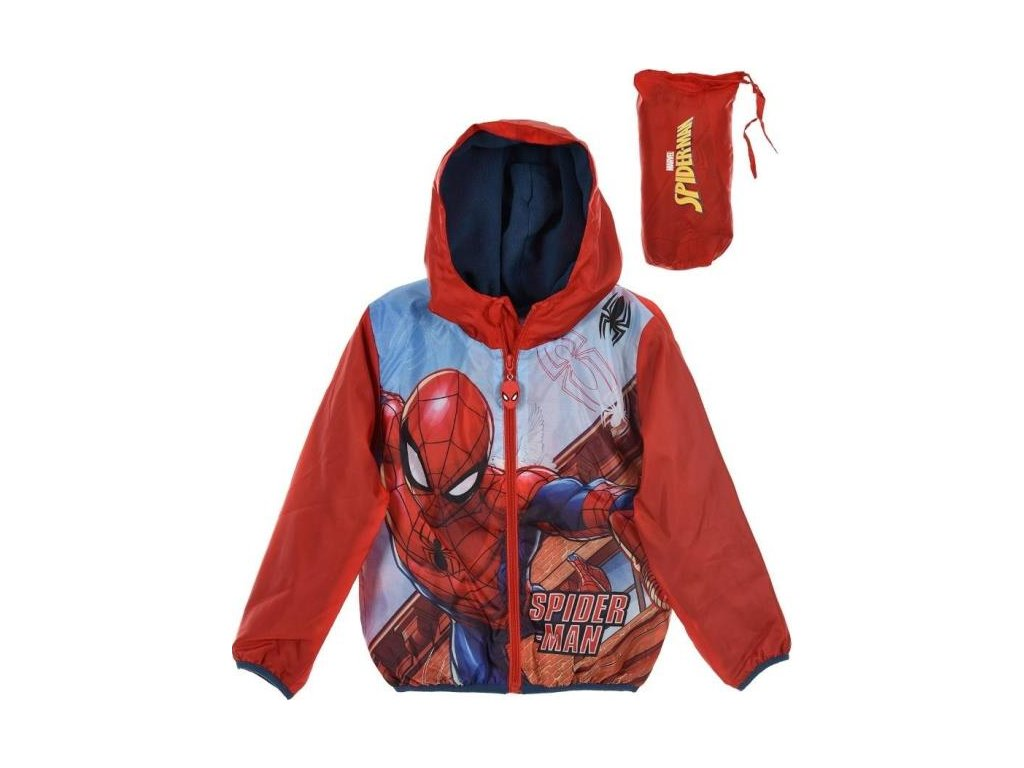 Dětská bunda Spiderman