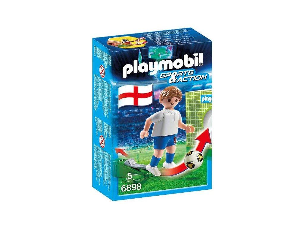 Playmobil 6898 Fotbalista Anglie