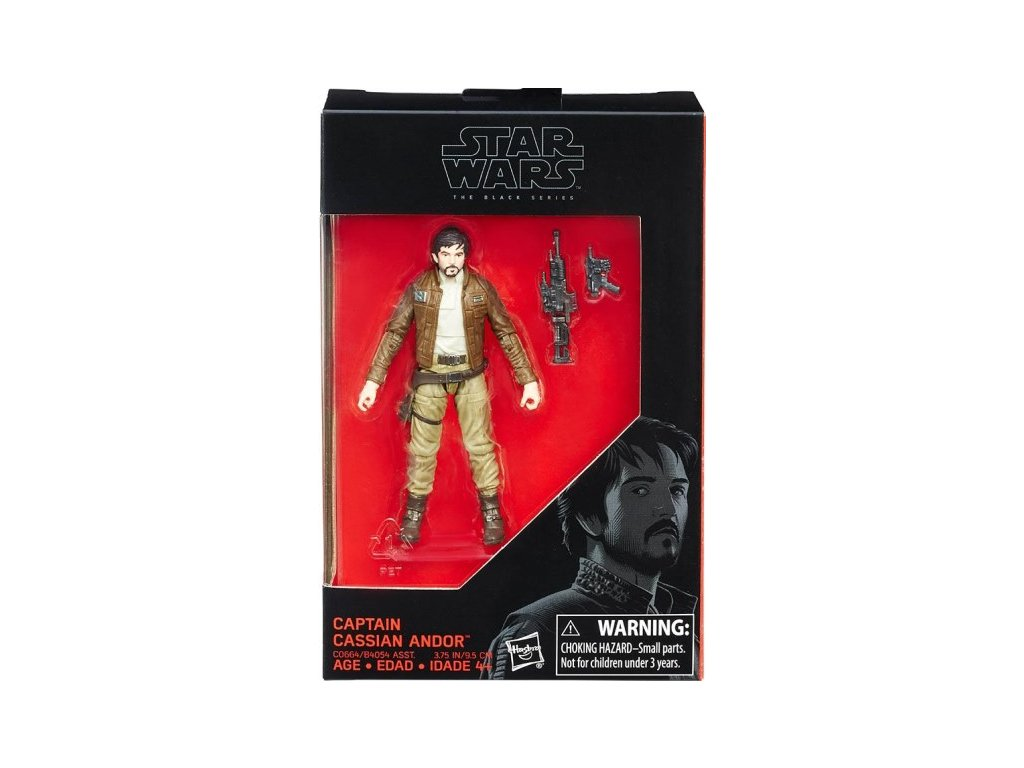 Star Wars figurka Captain Cassian Andor
