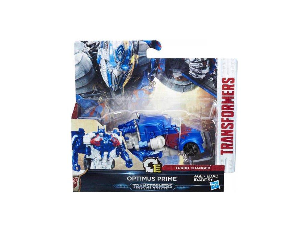Figurka Transformers Turbo transformace Optimus Prime