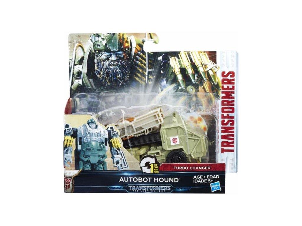 Figurka Transformers Turbo transformace Autobot Hound