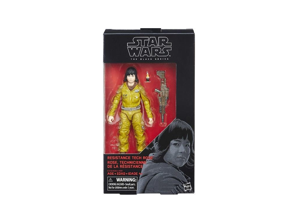 Star Wars figurka Resistance Tech Rose