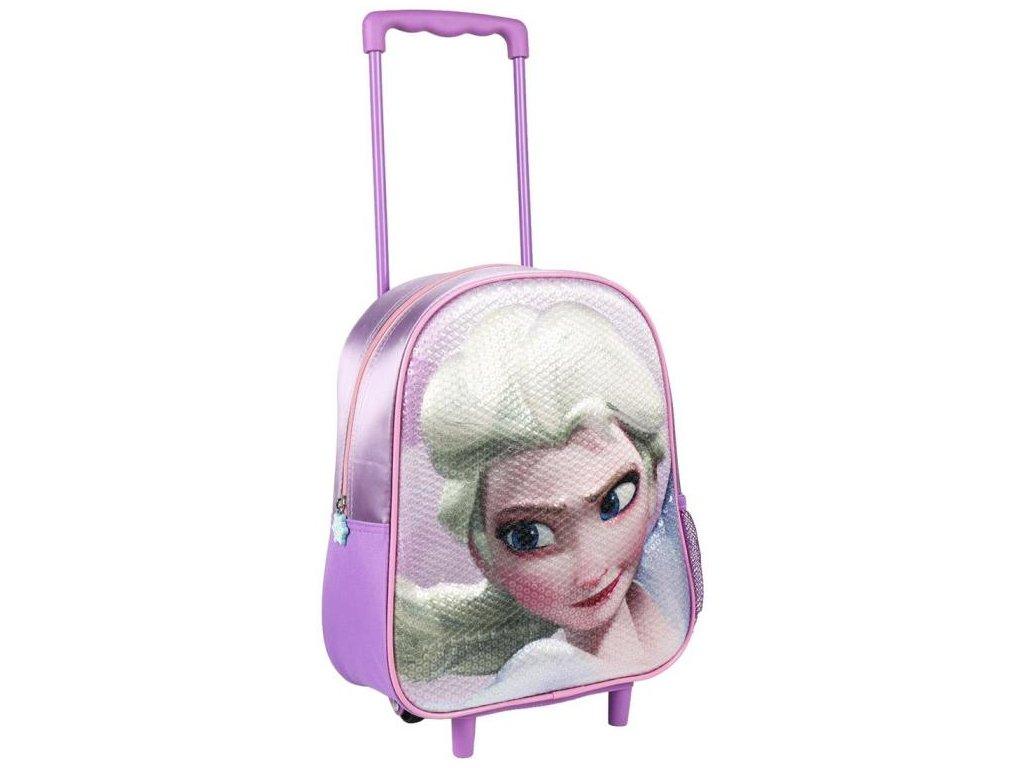 Kufr na kolečkách Frozen