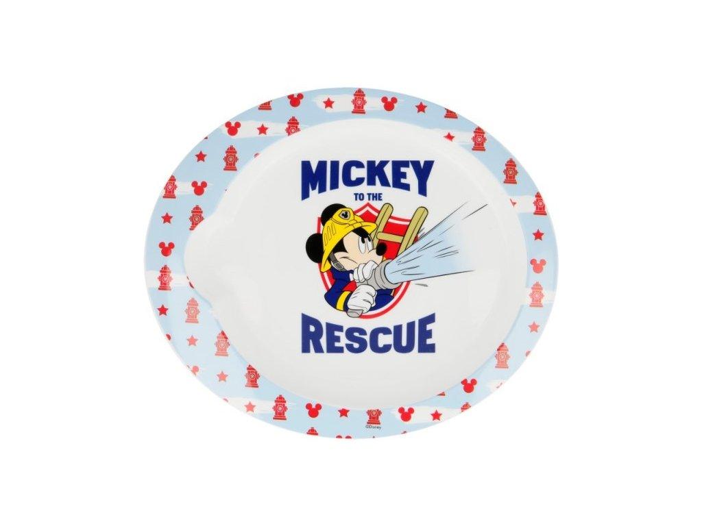 Talíř Mickey