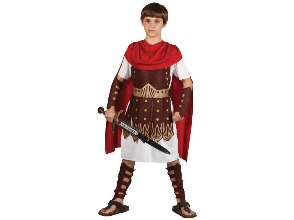 Dětský kostým římský centrurion
