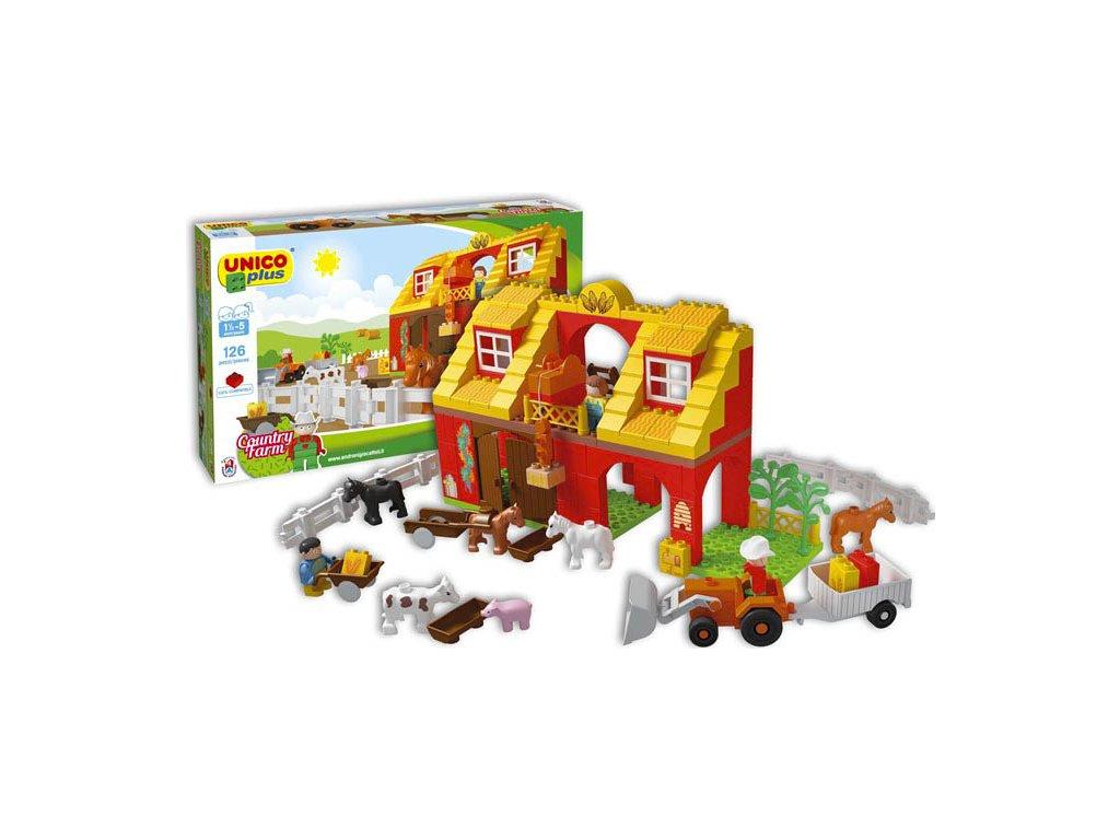 Stavebnice Lego Duplo Farma