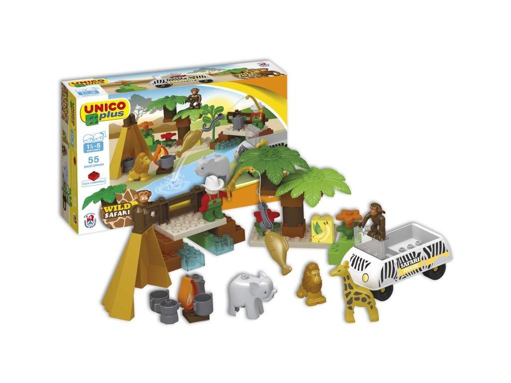 Stavebnice Lego Duplo Safari