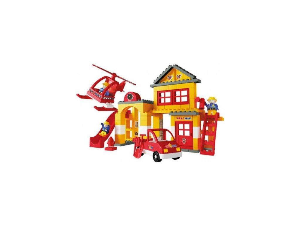 Stavebnice Lego Duplo hasičská stanice