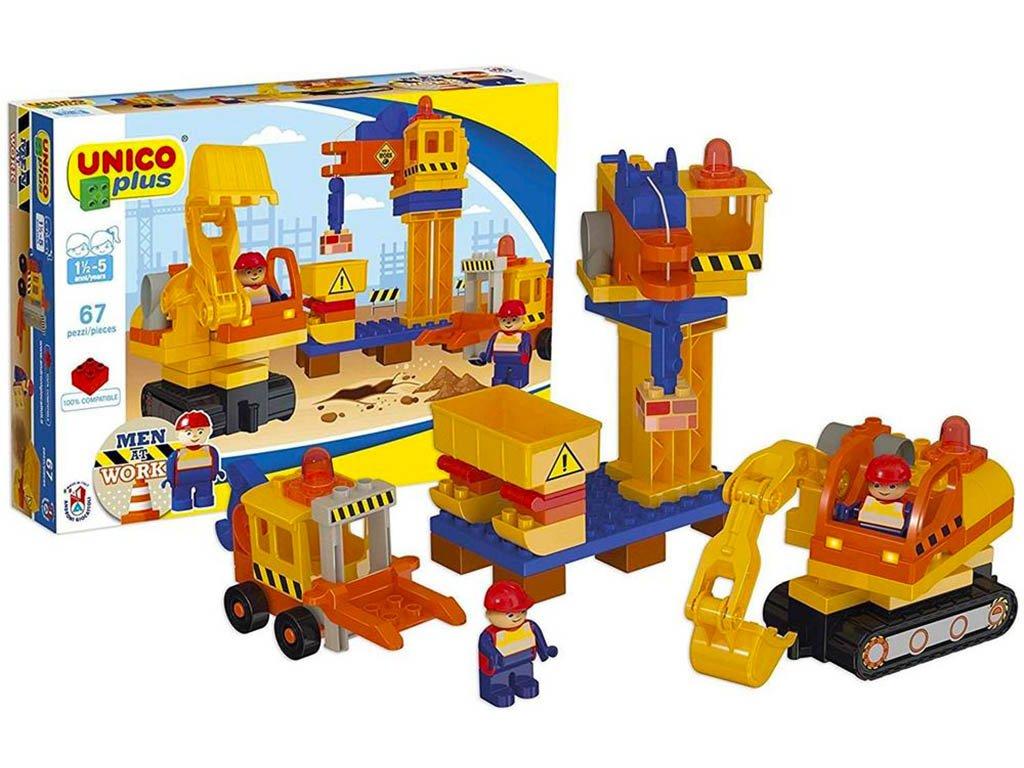 Stavebnice Lego Duplo Stavba