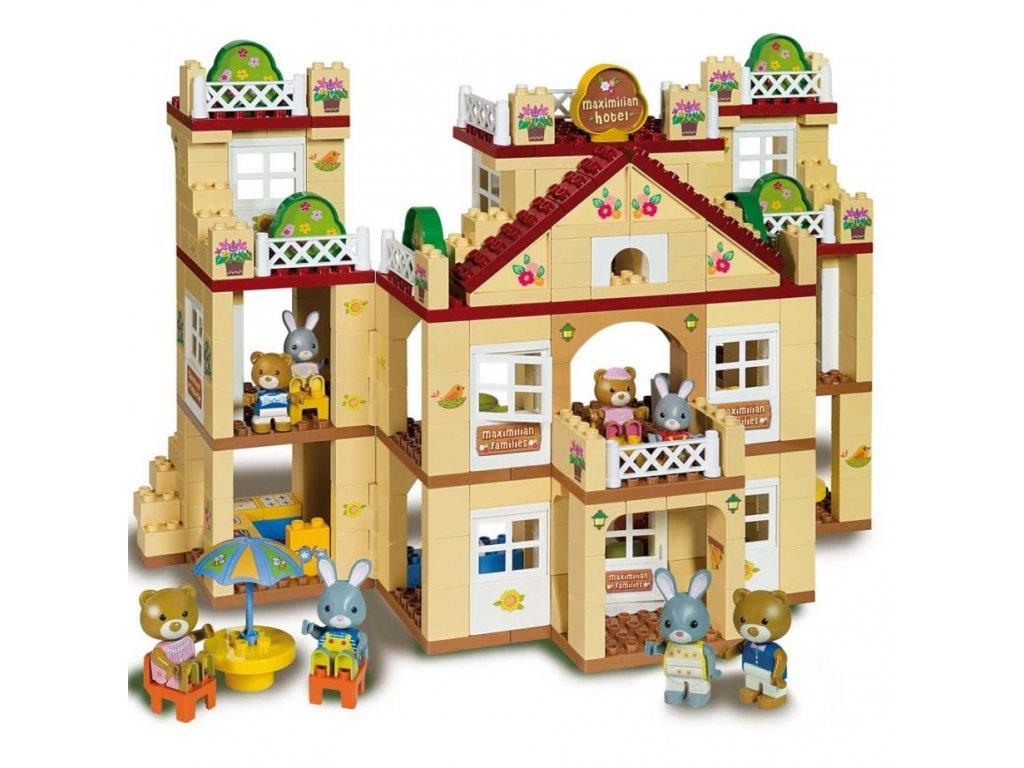 Stavebnice Lego Duplo maximilian families grandhotel