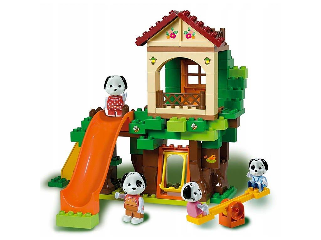 Stavebnice Lego Duplo maximilian families hřiště