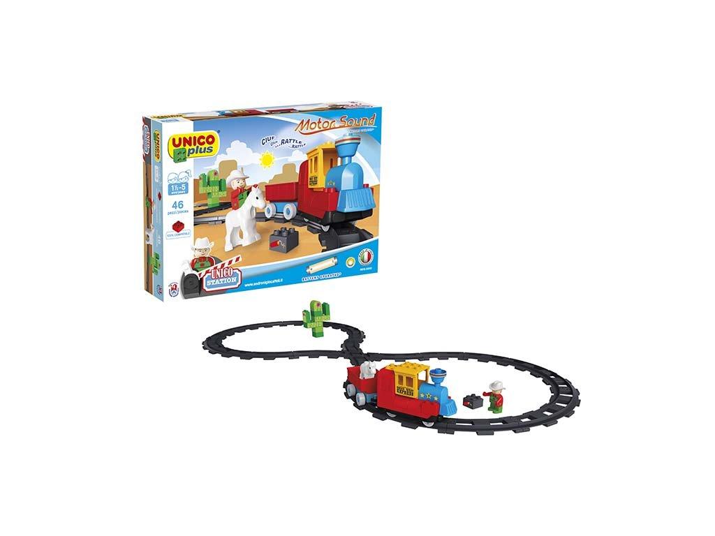 Stavebnice Lego Duplo vláček