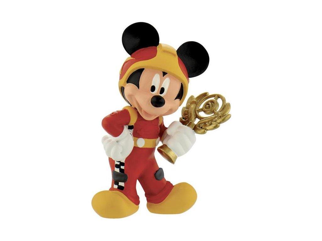 Bullyland Mickey závodník