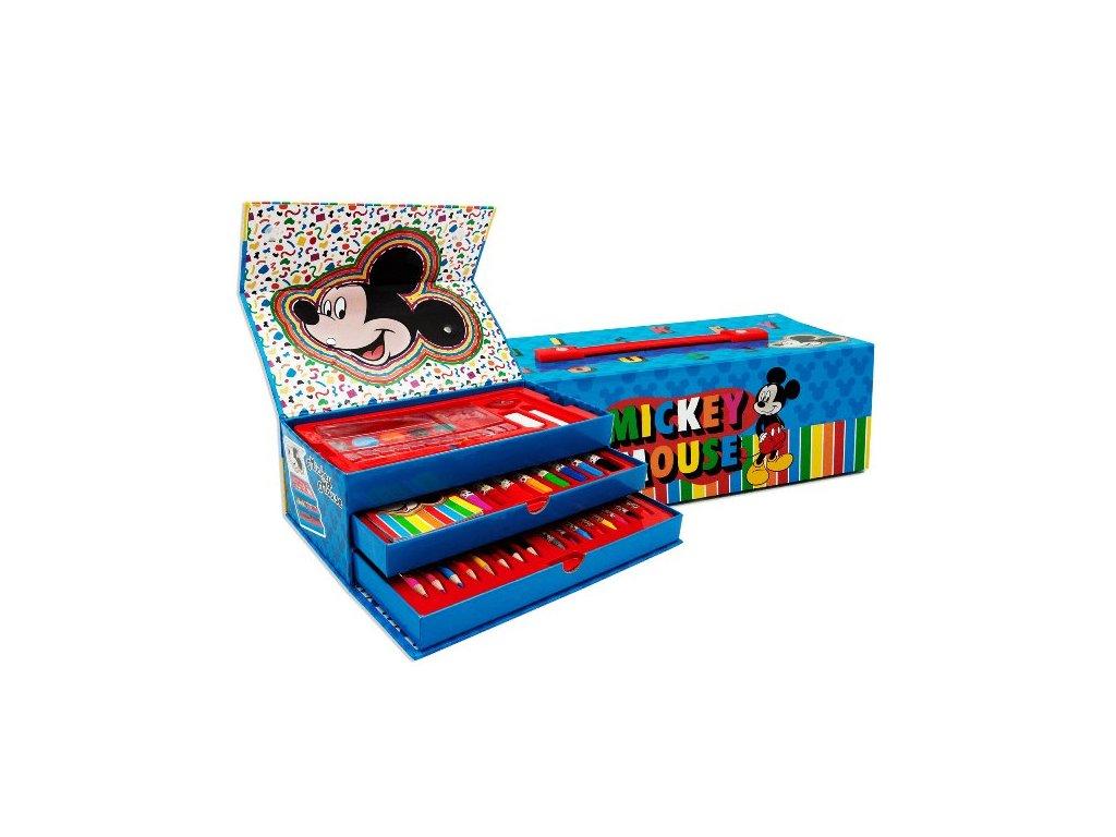 Kufřík na kreslení Mickey Mouse