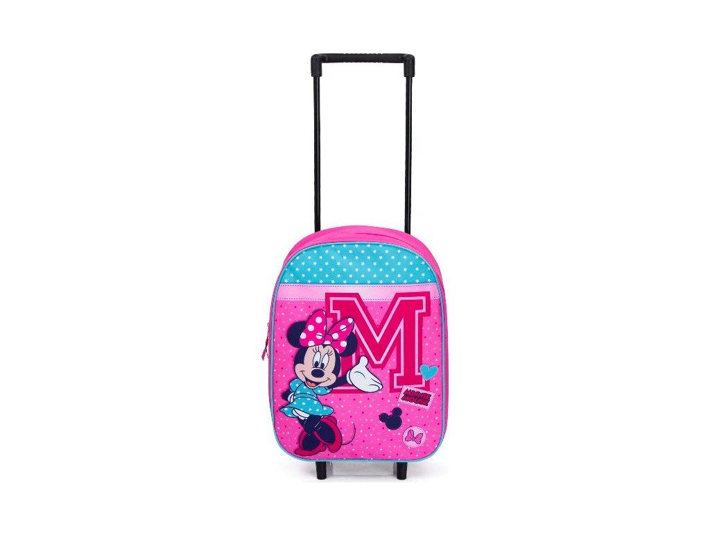 Kufr na kolečkách Minnie Mouse