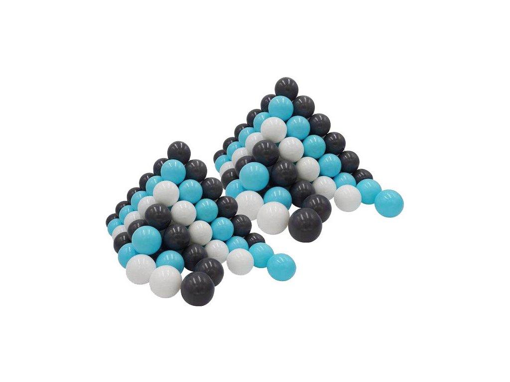 Plastové míčky balonky