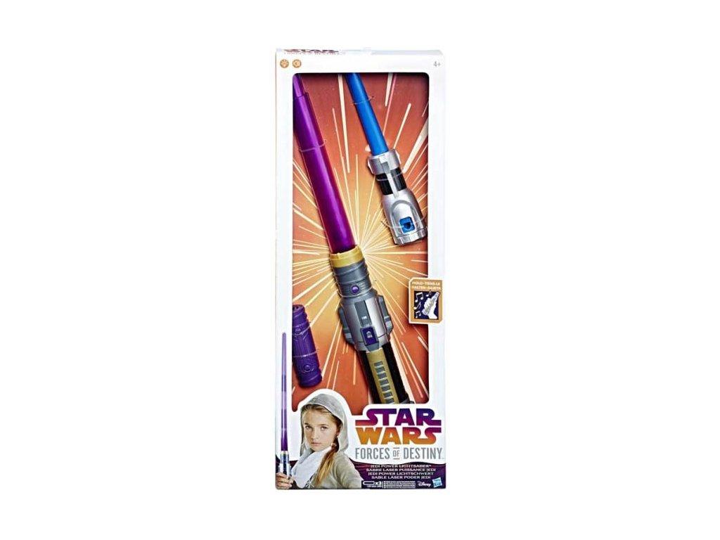 Star Wars Světelný meč Forces of Destiny