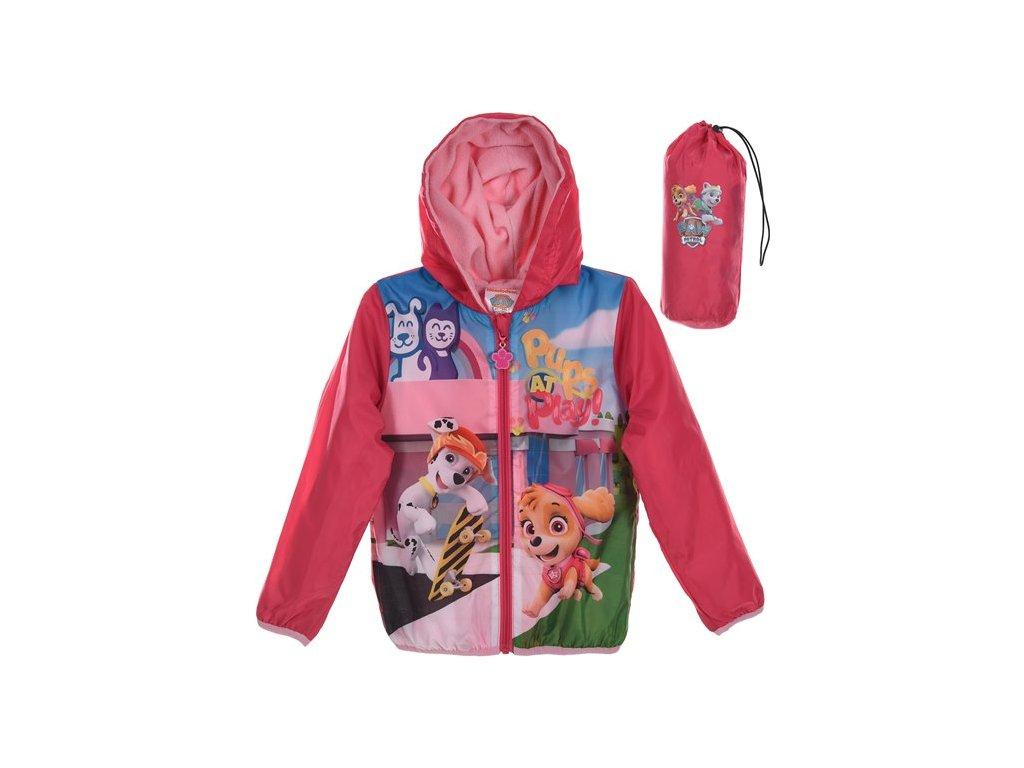 Dětská bunda Tlapková Patrola