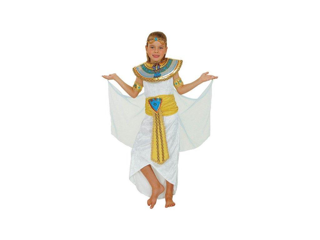 Dětský kostým egyptská královna kleopatra