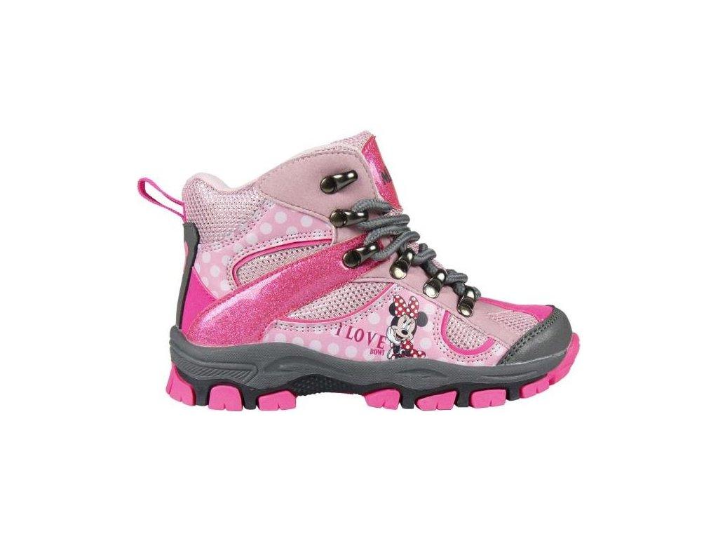 Dívčí outdoorové boty Minnie