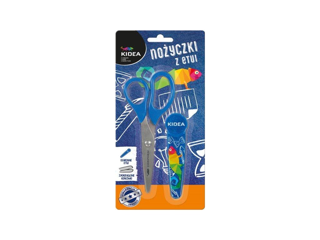 Dětské nůžky ergonomické