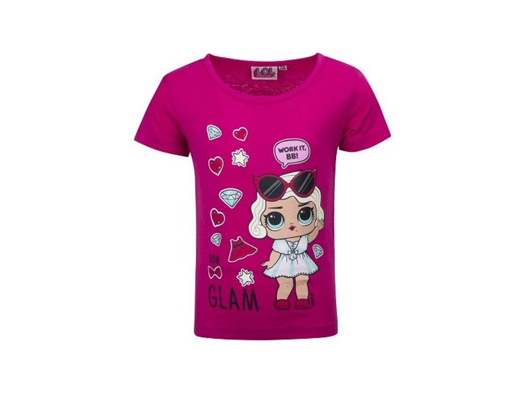 Dětské tričko LOL Surprise