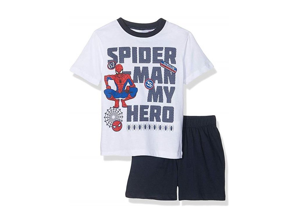 Dětské pyžamo Spiderman